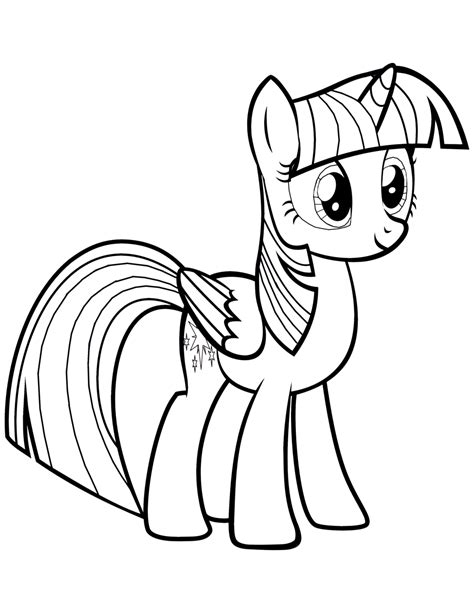 twilight sparkle coloring page twilight sparkle alicorn coloring page by mrowymowy on