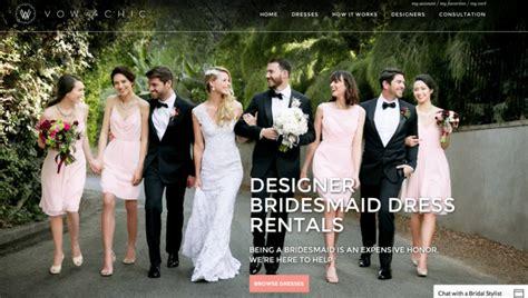 Bridesmaid Dresses Rental San Francisco - 3 awesome bridesmaid dress rental to check out