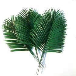 decorative flowers online buy wholesale artificial palm leaves from china