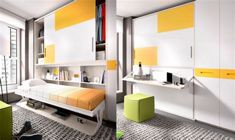 decoracion habitaciones juveniles muy pequeñas dormitorios juveniles