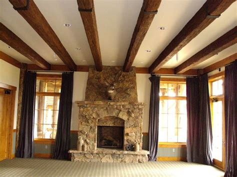 76 best beams images on basement remodeling