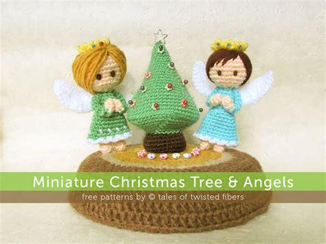 free pattern amigurumi angel angels tales of twisted fibers