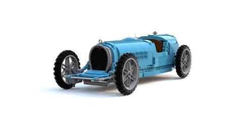 lego bugatti type