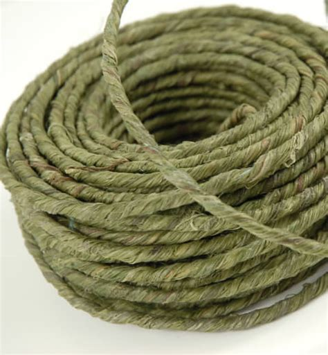 green rustic wire 18 70