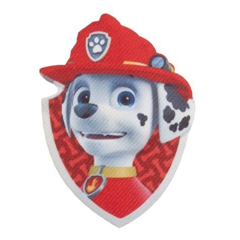 paw patrol characters paw patrol marshall and paw patrol badge paw patrol marshall shield badgefreaks