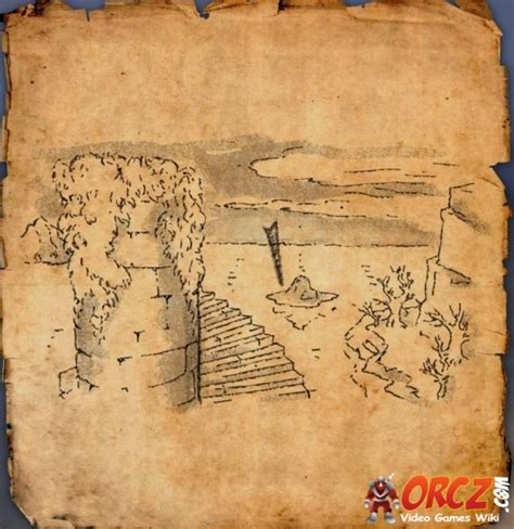 glenumbra treasure map eso glenumbra treasure map iv orcz the wiki