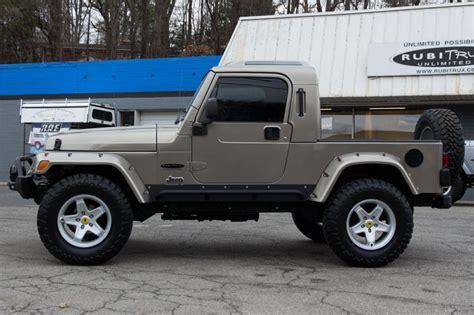 jeep conversion 2014 jeep wrangler unlimited rubitrux conversion