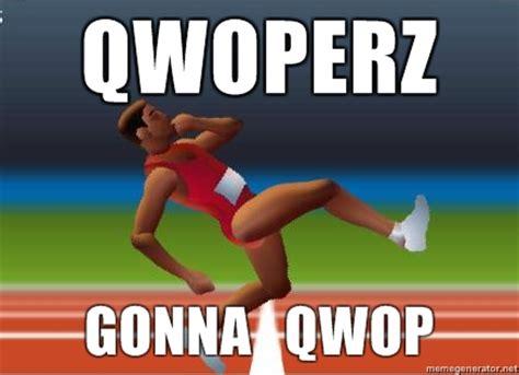 Qwop Meme - qwop boards ie