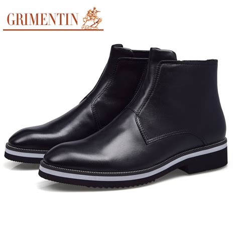 mens expensive boots grimentin sale 2017 genuine leather blue luxury