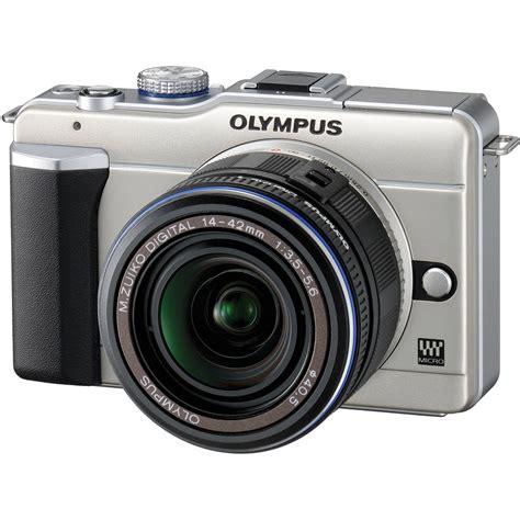 olympus pen digital olympus pen e pl1 digital chagne 262851 b h photo
