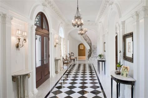 new home source com 16 irresistible traditional entry hall designs you can get