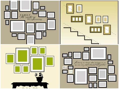 mettere cornici alle foto 4 regole da seguire per appendere le nostre foto alle