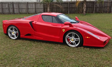 ferrari f430 ferrari f430 based enzo replica looks awkward is