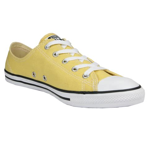 converse sport shoes converse ct dainty ox s trainers sneakers canvas