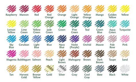 crayola 50 count colored pencils crayola 50 count colored pencils 68 4050 ca