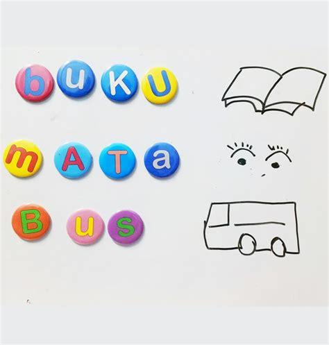 Abc Magnet Huruf Kecil tips ajar anak kenal huruf dan membaca jom magnet