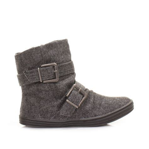 Flat Casual Grey by Womens Blowfish Ranuku Herringbone Grey Flat Casual