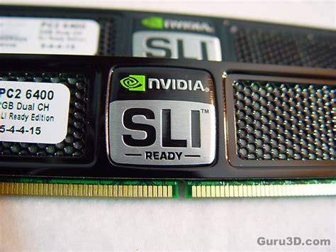 what does adding ram do ocz sli ready edition 4gb pc2 6400 ddr2 review page 2
