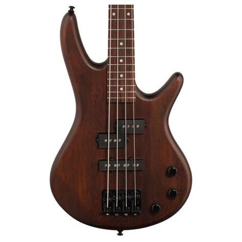 Gitar Bass Sdgr 149 ibanez gsrm20b gio mikro walnut flat at gear4music