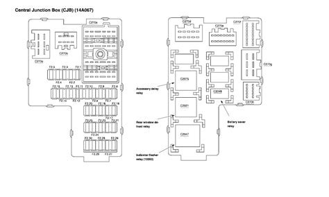 2008 mercury mountaineer fuse box diagram 2008 free engine image for user manual