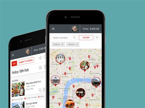 design phone app pendulum creative design development and strategy