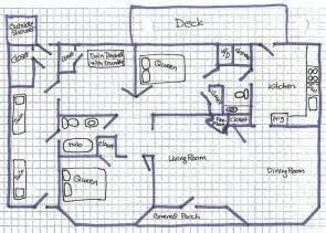 Draw House Plans To Scale house floor plan drawing a floor plan to scale 1711403 drawing house
