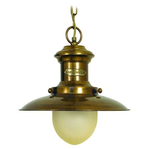 lustre louisiane suspension marine laiton antiquaire millumine