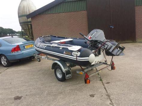 rubberboot met motor 2 5 pk rubberboten gelderland tweedehands en nieuwe artikelen