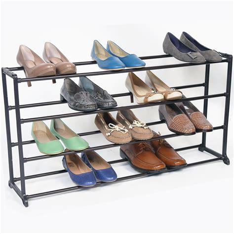 shoe racks storage shoe storage rack bronze in shoe racks