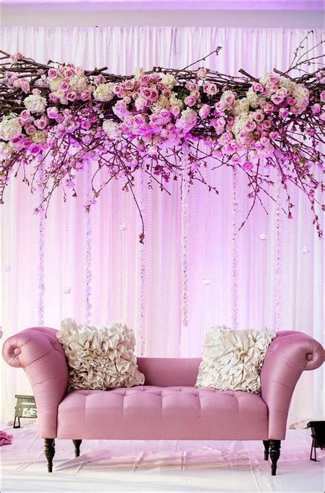 Wedding Backdrops: 25 Stage Sets For A Fairy Tale Wedding