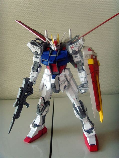 Gundam Paper Craft - paper craft ideas for adults phpearth