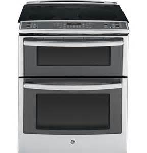 Frigidaire Downdraft Gas Cooktop Ge 30 Quot Slide In True Convection Double Oven Electric Range