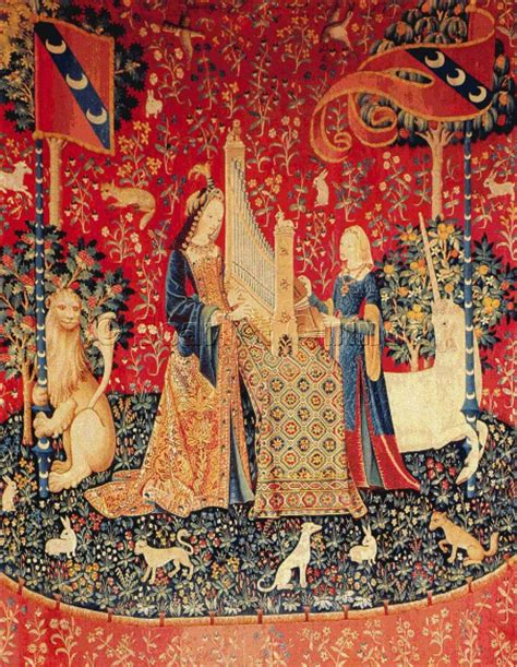 unicorn tapestry pattern 17 best medieval tapestries images on pinterest punch
