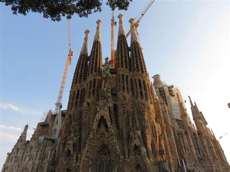 La Sagrada Familia Exterior   www.pixshark.com   Images