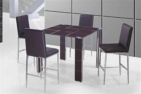 Modern Pub Table modern square pub table set