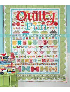 The Patchwork Quilt Lesson Plans - quilty sew along on sew the one and