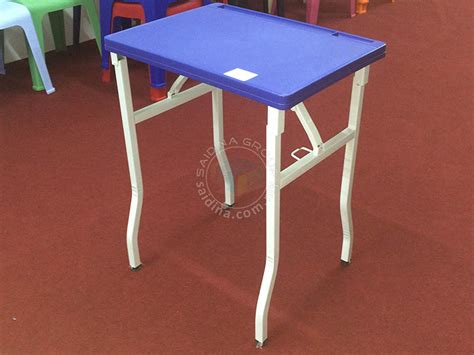 Meja Plastik Sekolah meja lipat peperiksaan pembekal meja peperiksaan