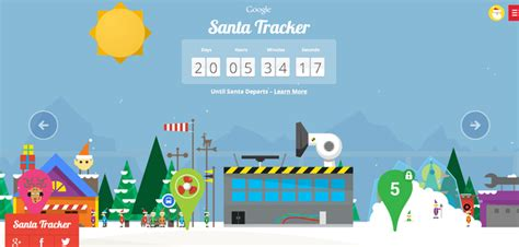 Santa Tracker Phone Number Launches Its 2013 Santa Tracker