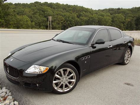 maserati 4 door sports car 2009 maserati quattro porte 4 door sedan 132803