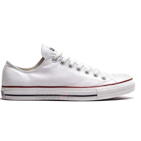 converse all ct ox classic m7652c mens womens white