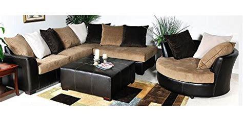 san marino chocolate 2pc sectional sofa chelsea home furniture 1450 2pc sec domino 2 piece