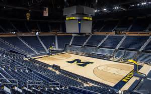 The Center Crisler Center Center Of The Universe Espn