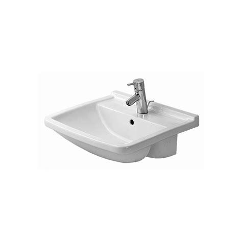 lavabo empotrado starck 3 lavabo empotrado lavabos de duravit architonic