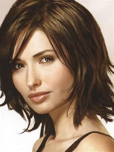 medium haircuts for thick hair 2013 medium length hairstyles thick hair