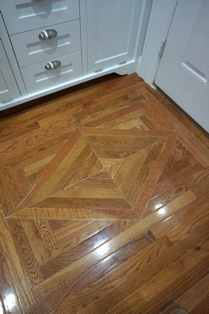 Replacing Wood Floor Decorative Insert   Sawdust Girl®