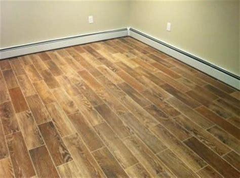 Natural Timber Cinnamon Glazed Porcelain Floor Tile. I