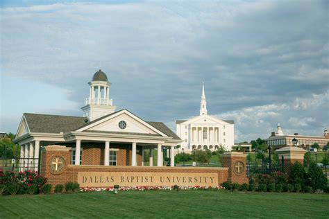 Dallas Baptist Mba Tuition by Dallas Baptist Ameristudy