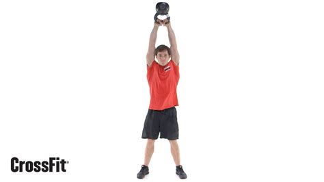 crossfit swing the kettlebell swing