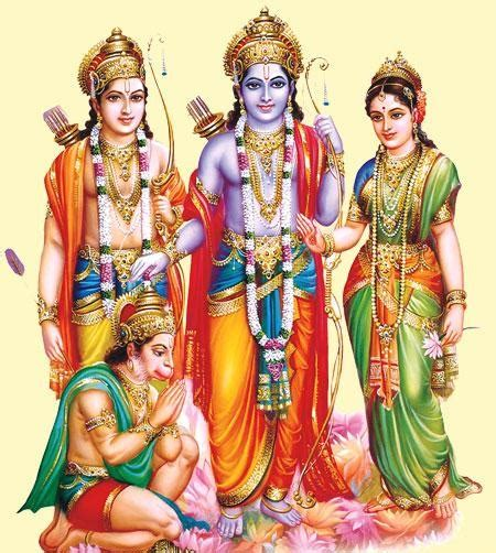 My Ramayana ramayana retold in the age of abhisays