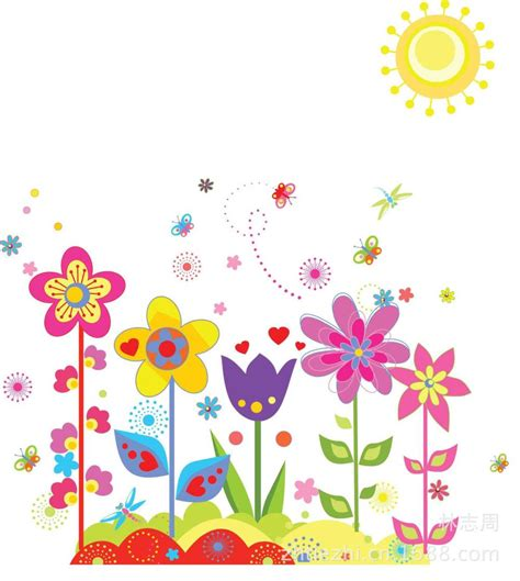 Home Decor Discount Stores by Sale 2014 Cartoon Flower And Flower Mural Child Home